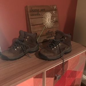 EUC timberland boots